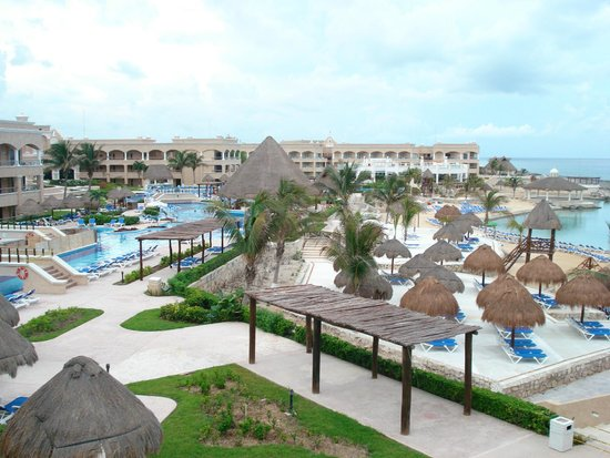 Heaven at the Hard Rock Hotel Riviera Maya: Aventura Spa Palace