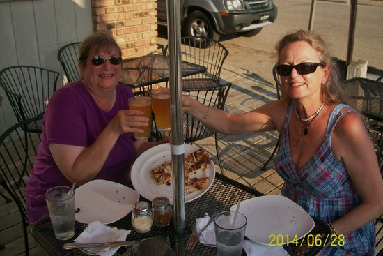 The Glenn : Great time and yummy food. smiles:)