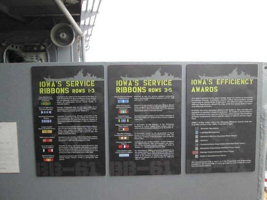 Battleship USS Iowa BB-61: 12