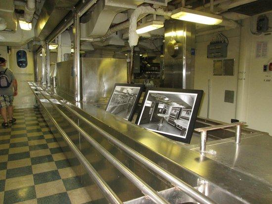 Battleship USS Iowa BB-61: 1