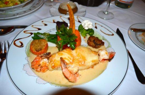 L'Auberge Gourmande : chilean sea bass