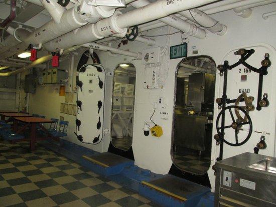 Battleship USS Iowa BB-61: 14