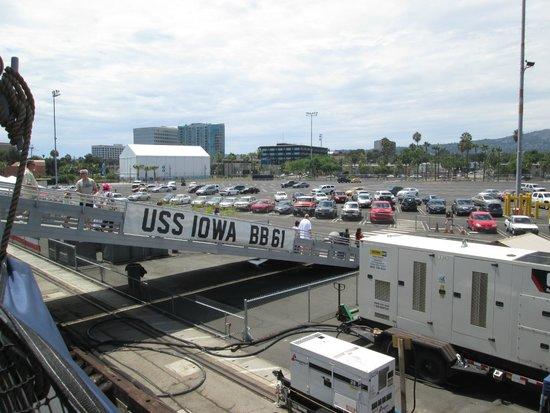 Battleship USS Iowa BB-61: 16