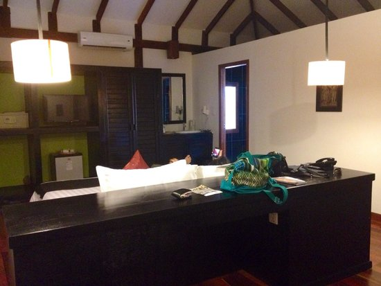 Bunwin Residence : huge room :)