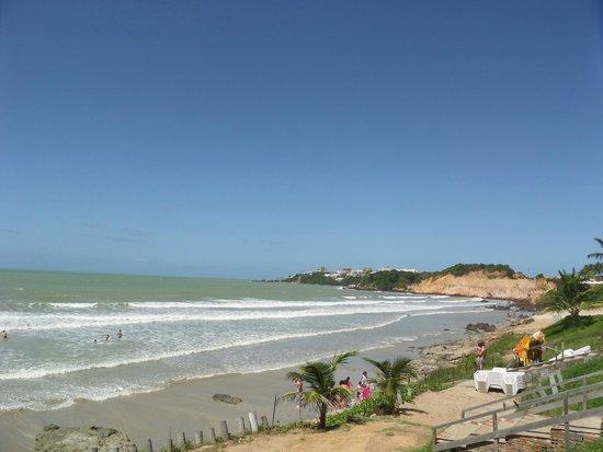 Cotovelo Beach: Bela praia e não muito distante de Natal.