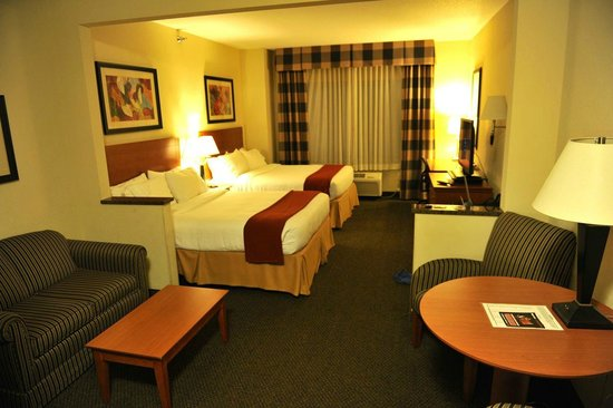 Holiday Inn Express & Suites Vernal-Dinosaurland: Room