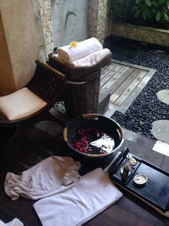 Bali Mandira Beach Resort & Spa: day spa