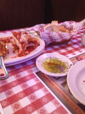 Ask for the pope table picture of buca di beppo wheeling tripadvisor - Buca di beppo pope table ...