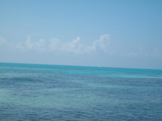 IBEROSTAR Paraiso Del Mar: The color of the water