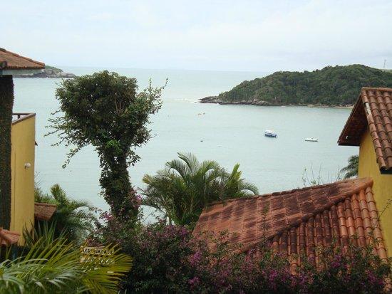 La Boheme Hotel e Apart Hotel: vista al mar desde el balcon de la habitacion