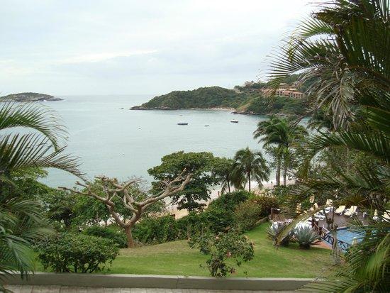 La Boheme Hotel e Apart Hotel: vista de la playa de joao fernandez