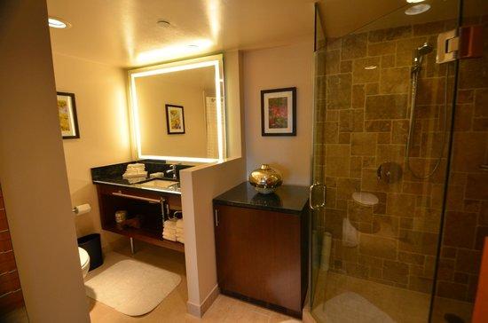 Renaissance Seattle Hotel: Nice bathroom