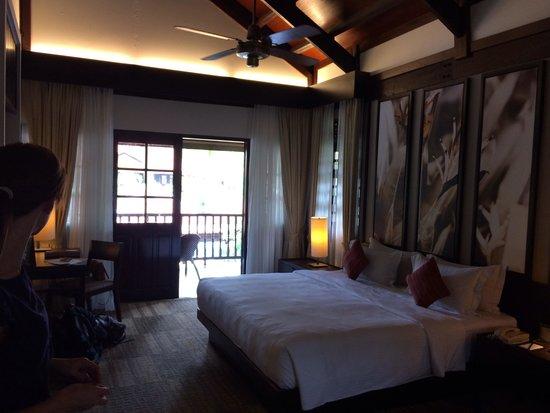 Meritus Pelangi Beach Resort & Spa, Langkawi: Our room
