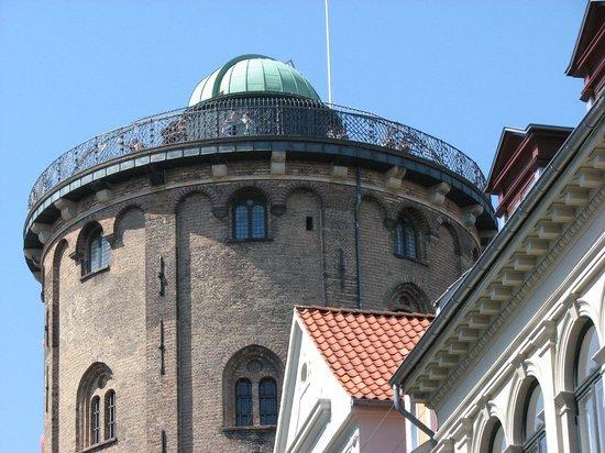 Strøget : Stroget borderline - Round Tower