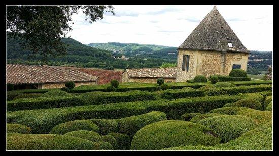 Gardens of Marqueyssac: Jardins de Marqueyssac
