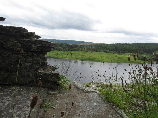 Kilchurn Castle: Great Views