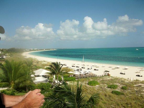Gansevoort Turks + Caicos : from balcony