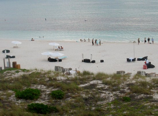 Gansevoort Turks + Caicos : taken from balcony