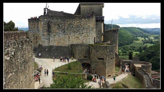 Château de Castelnaud : Château de Castelnau