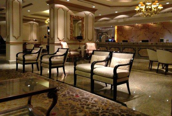 Intercontinental Miramar Panama: Vista do Lobby do Hotel
