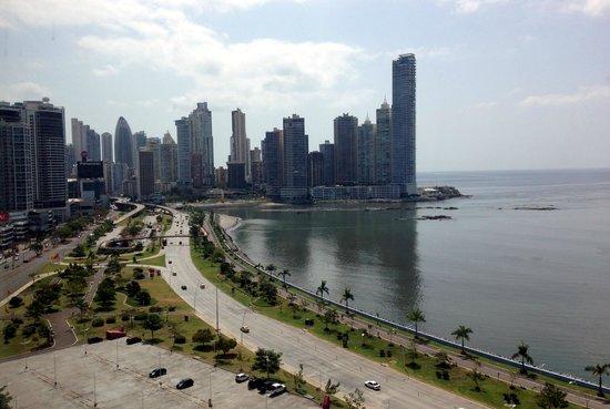 InterContinental Miramar Panama: Vista do Quarto do Hotel