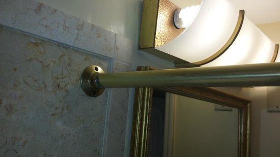Francis Marion Hotel: Rust on Light
