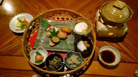 Futarishizuka: 朝食