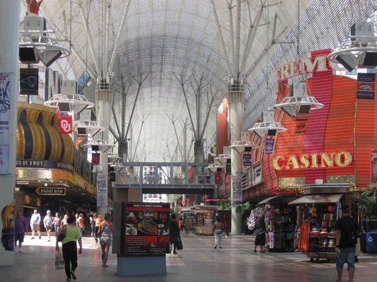 The New Fremont East Expansion Picture Of Las Vegas Downtown Las Vegas T