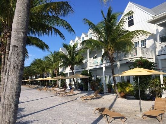 Parrot Key Hotel and Resort: vista oceano