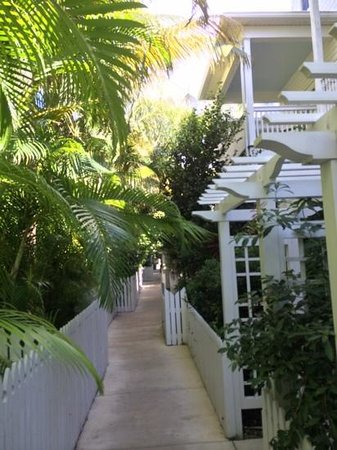 Parrot Key Hotel and Resort : cottage