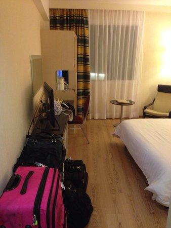 Hilton Garden Inn Rome Airport: Room