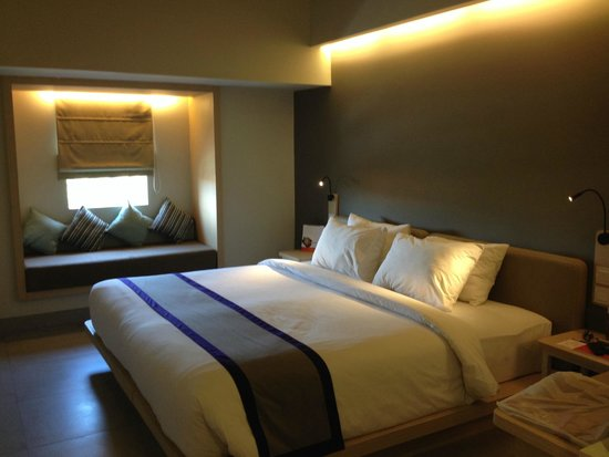 Swiss-Belinn Legian : Deluxe Room