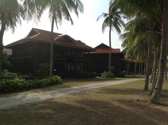 Meritus Pelangi Beach Resort & Spa, Langkawi: The chalets