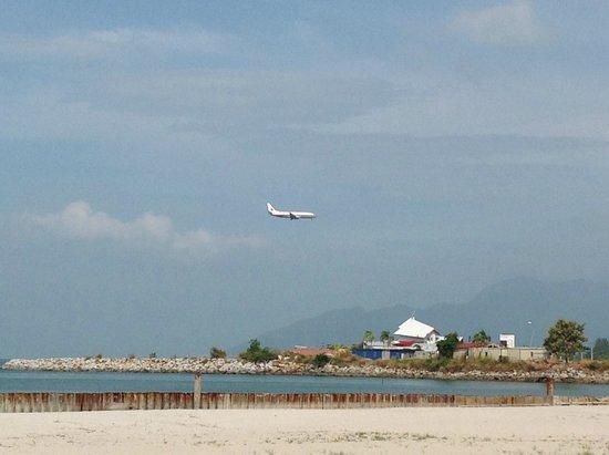 Meritus Pelangi Beach Resort & Spa, Langkawi: View from the beach