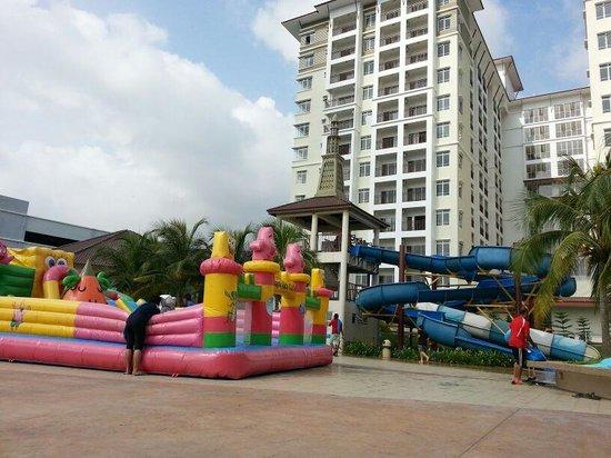 Bayou Lagoon Park Resort : water park