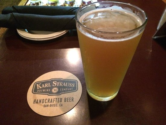 Karl Strauss Brewing Company: The Lock and Brewski Comic Con special ale