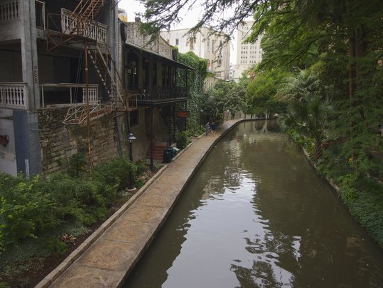 San Antonio River: Hidden backstreet gems