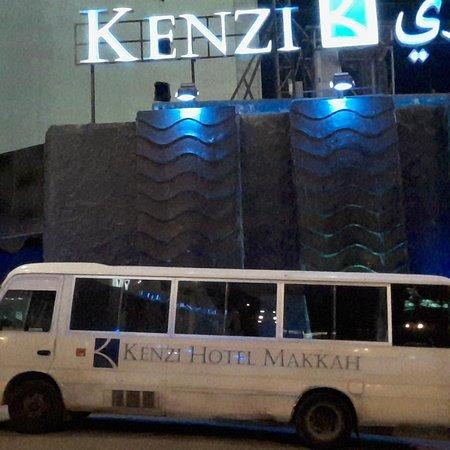 Kenzi Hotel : Транспорт отеля