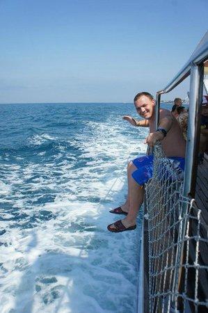 SENTIDO Turan Prince: Яхта  (в Turan Prince World)