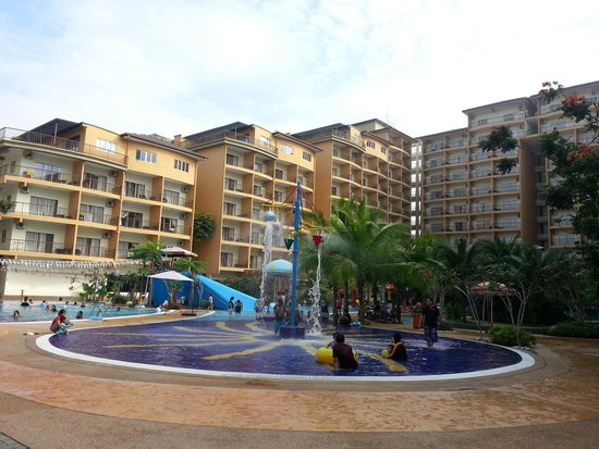 Gold Coast Morib International Resort: water park