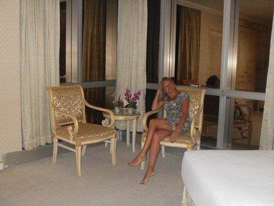 Adriatic Palace Bangkok : Номер