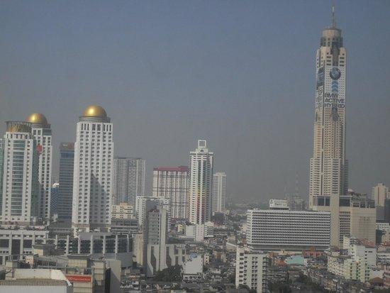 Adriatic Palace Bangkok : Вид из окна