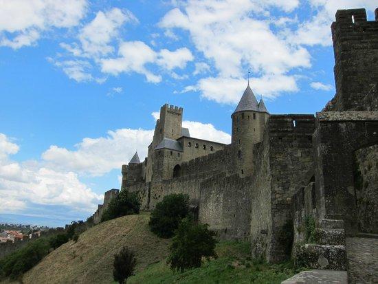 Château Comtal : Chateau Comtal