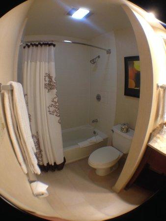 Residence Inn La Mirada Buena Park : Room #2's bathroom