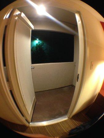 Residence Inn La Mirada Buena Park : Balcony