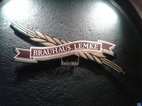 Brauhaus Lemke: Герб