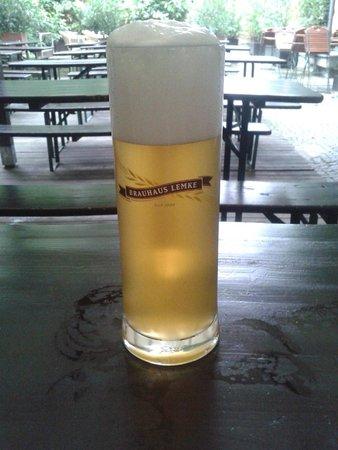 Brauhaus Lemke: Пиво и гартен