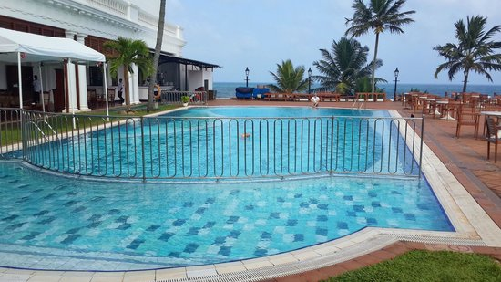Mount Lavinia Hotel : Swimming Pool
