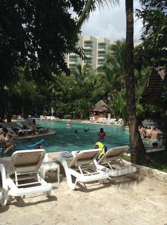 Grand Park Royal Cozumel: main pool