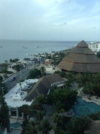 Grand Park Royal Cozumel: oceanview